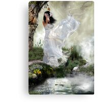 Was it all just a dream. Canvas Print