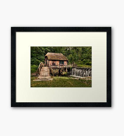 Gomez Mill Framed Print