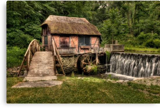 Gomez Mill by JHRphotoART