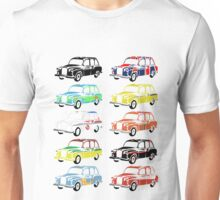 Celebrity Taxis Unisex T-Shirt