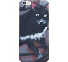 'Tassie Devil' by Angus Winzenberg (2015) iPhone Case/Skin
