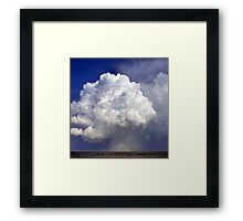 Rainbows... Framed Print