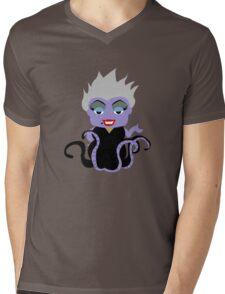 Chibi Ursula  Mens V-Neck T-Shirt