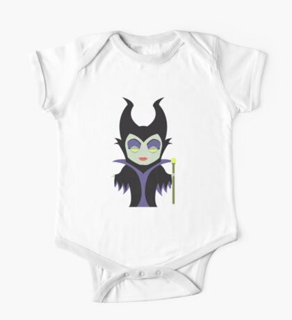 Chibi Maleficent One Piece - Short Sleeve