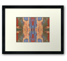 ABSTRACT 518 Framed Print