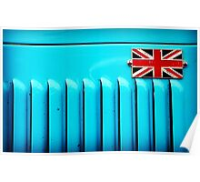 Vintage Britannia Poster