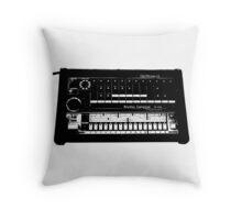 Roland TR-808 Drum Machine Throw Pillow