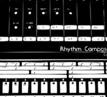 Roland TR-808 Drum Machine Sticker