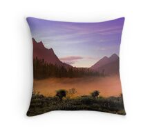 Monadnocks - Western Australia Throw Pillow
