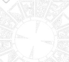 Hellraiser - Lemarchand's box Sticker