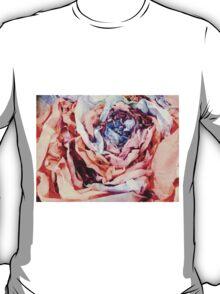 Rose Sculpture T-Shirt