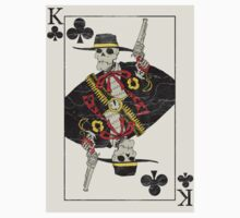 King of Clubs by MushfaceComics