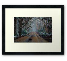Kanangra Boyd National Park NSW - The HDR Experience Framed Print