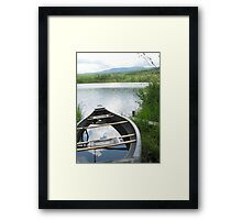 Mirror Framed Print