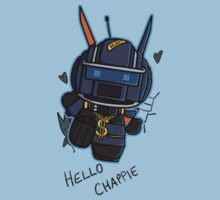 Chappie t shirt, iphone case & more Kids Clothes