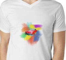 Cadillac Baby Mens V-Neck T-Shirt