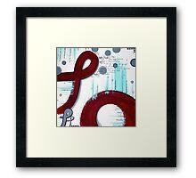 Modern Inspiration Framed Print