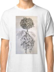 Chrysanthemum after Piet Mondrian Classic T-Shirt