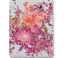 Meshed Up Summer Blossoms iPad Case/Skin