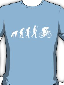 Funny Cycling Evolution T Shirt T-Shirt