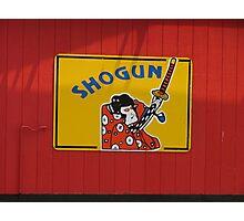Shogun, South of the Border Photographic Print