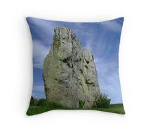 Avebury Stone Throw Pillow