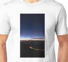 Beyond Last Light -- Mitchell Ridge Lookout -- MOUNT VICTORIA, NSW, Australia Unisex T-Shirt