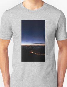 Beyond Last Light -- Mitchell Ridge Lookout -- MOUNT VICTORIA, NSW, Australia T-Shirt