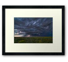 The Tornado Framed Print