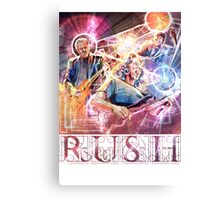 RUSH - Clockwork Angels Canvas Print