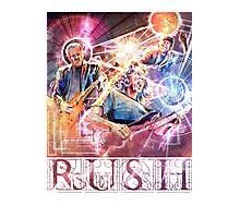 RUSH - Clockwork Angels Photographic Print
