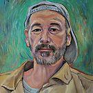 Self Portrait 2010 by HDPotwin