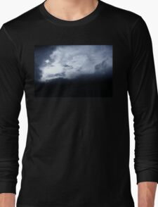 The Clouds are Heaving Long Sleeve T-Shirt