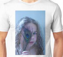 Peacock eye Unisex T-Shirt