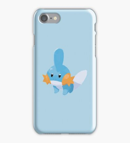 Mudkip Low Poly iPhone Case/Skin