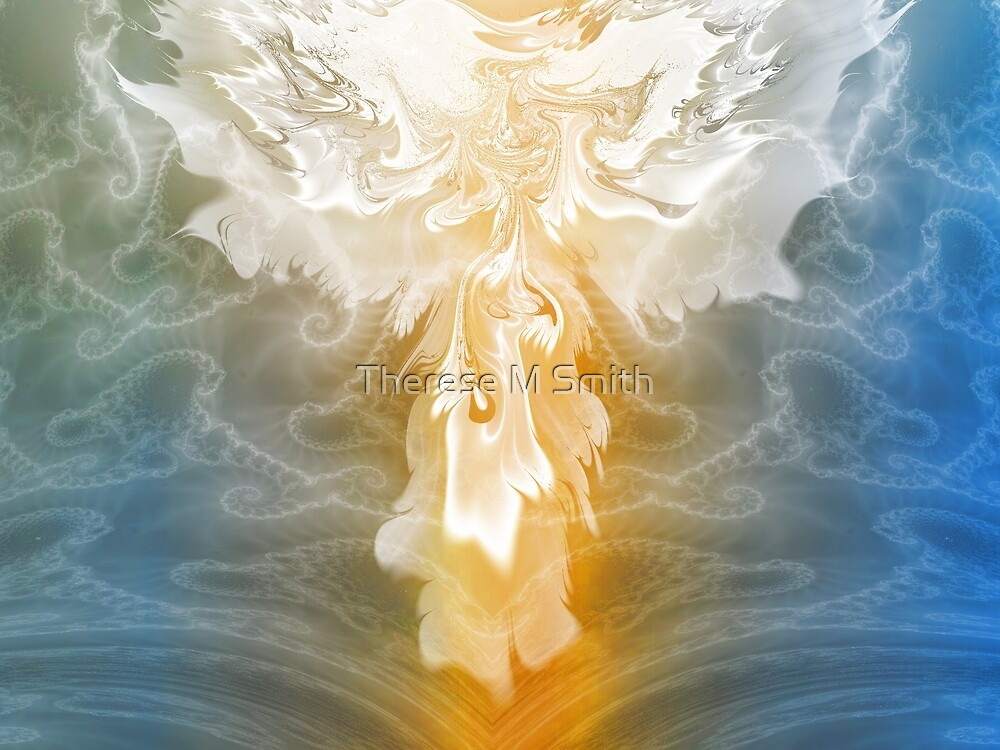 Heaven Sent Me Angels by Miss Therese Marie  Smith