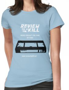 Review to a Kill Womens Fitted T-Shirt