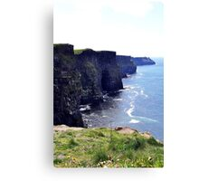 Cliffs of Moher, Co. Clare, Ireland Canvas Print