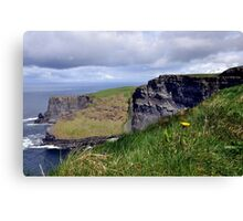 Cliffs of Moher, Co. Clare, Ireland 2 Canvas Print