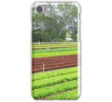 Market Gardens - Bacchus Marsh, Vic. iPhone Case/Skin