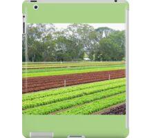 Market Gardens - Bacchus Marsh, Vic. iPad Case/Skin
