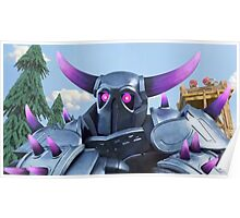 Pekka Poster Clash of Clans Art Poster