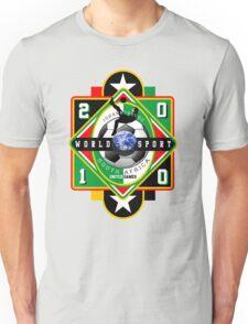 world soccer cup 2010 Unisex T-Shirt