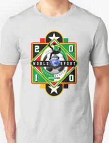 world soccer cup 2010 T-Shirt