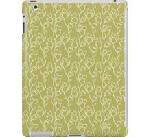 Contour tulips iPad Case/Skin