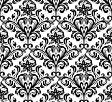 Seamless floral pattern by yulia-rb