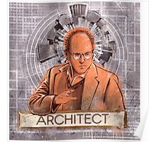 The Architect - George Costanza Poster