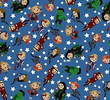 Avengers by Alice Berti