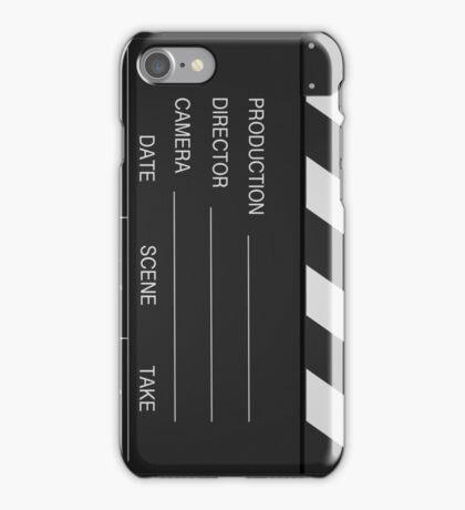 Lights, Camera, iPhone! iPhone Case/Skin