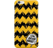 CHARLIE CHEVRON iPhone Case/Skin